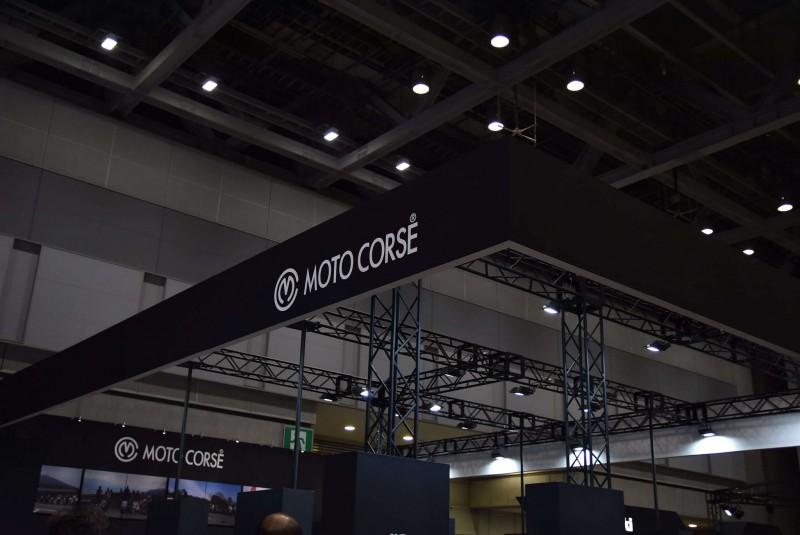 ★第45回東京モーターサイクルショー MOTO CORSEブース