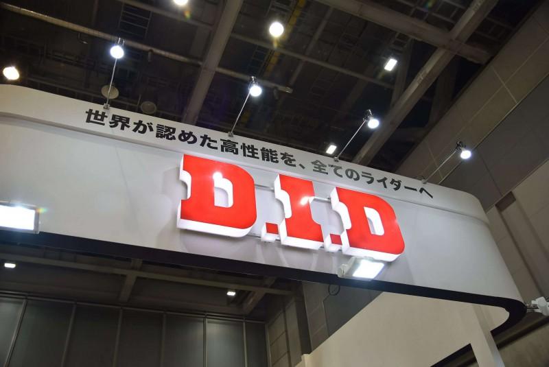 ★第45回東京モーターサイクルショー D.I.D、TANAXブース