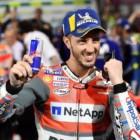 ★MotoGP2018カタールGP 優勝ドヴィツィオーゾ「全てが完璧な形だった。チームに感謝したい」