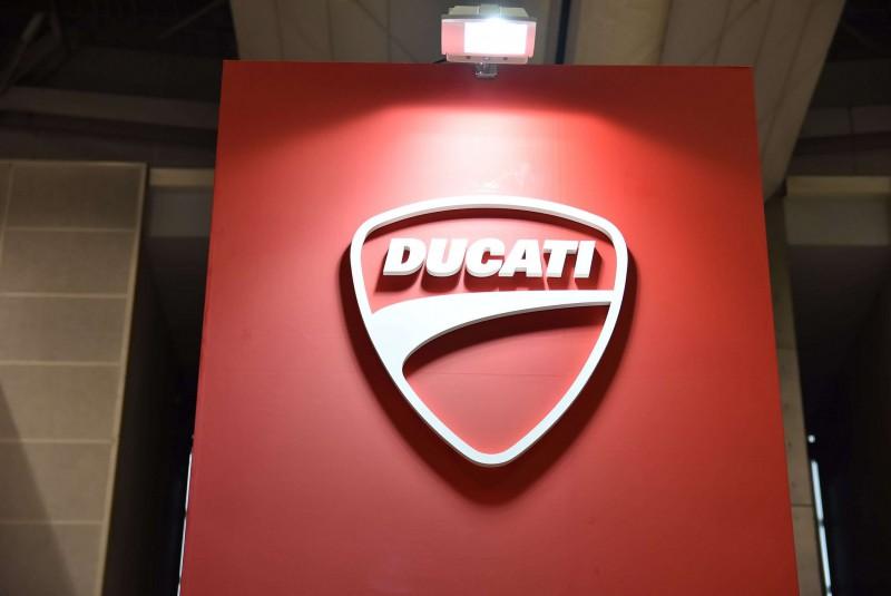 ★第45回東京モーターサイクルショー Ducatiブース
