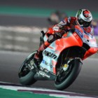 ★MotoGP2018カタールGP ロレンソ「フロントブレーキの問題によって転倒した」