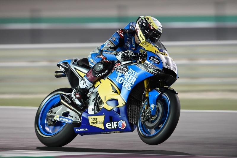 ★MotoGP2018ヘレスGP ルティ「日曜にポイント獲得をすることが目標」