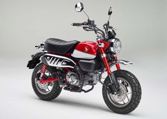 ★新型の原付二種レジャーモデル「モンキー125」を発売
