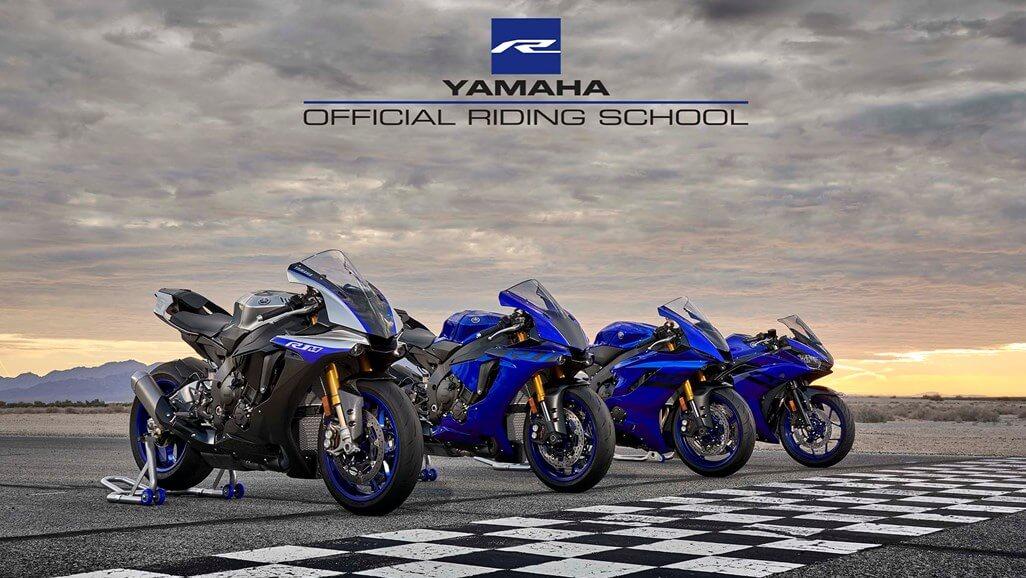 ★ヤマハ欧州でヤマハ・オフィシャル・ライディングスクールを開校