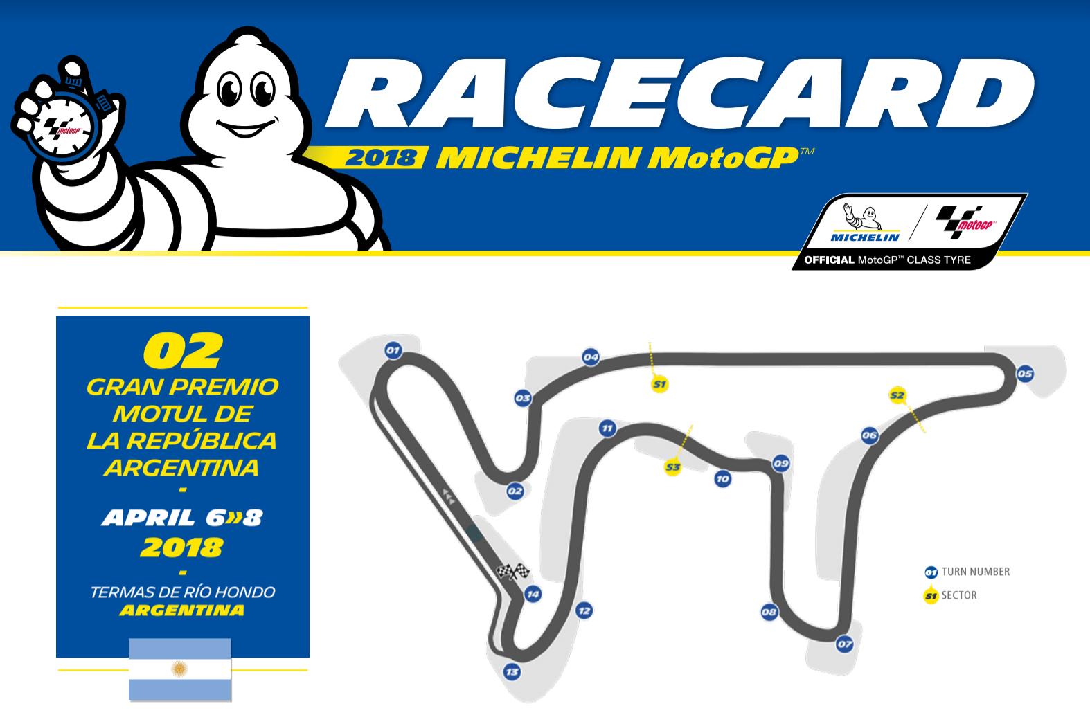 ★MotoGP2018ミシュラン アルゼンチンでのチャレンジに向け南米へ