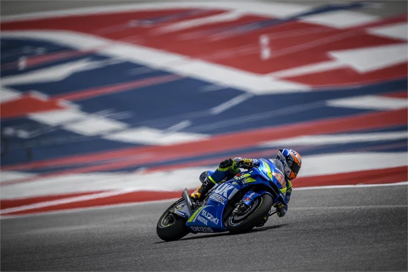 ★MotoGP2018アメリカGP リンス「レースタイヤではさらに良い走行が出来る」