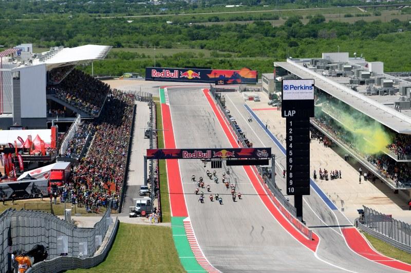 ★MotoGP2018ミシュランタイヤ アメリカGP決勝レースリリース