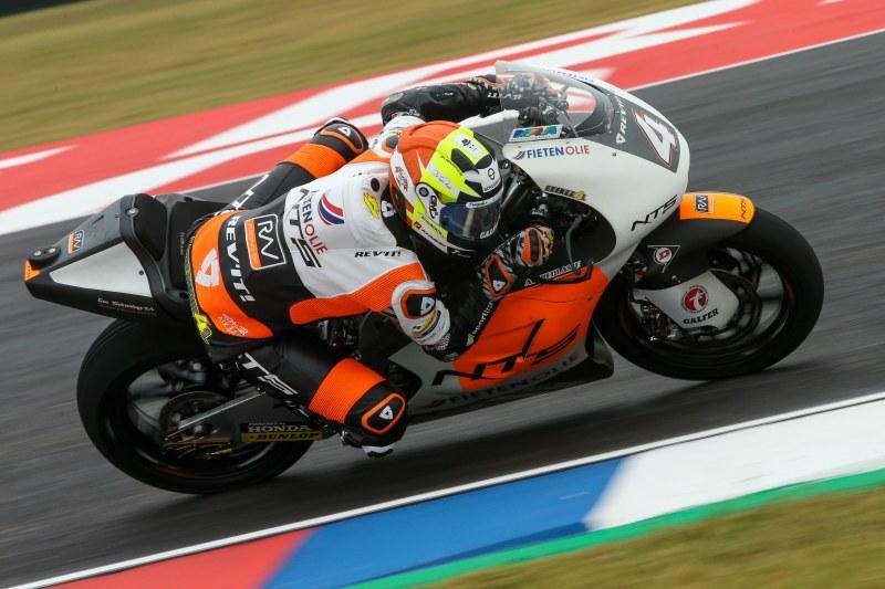 ★Moto2 NTS RW RACING GP トリッキーなアルゼンチンGPで健闘する