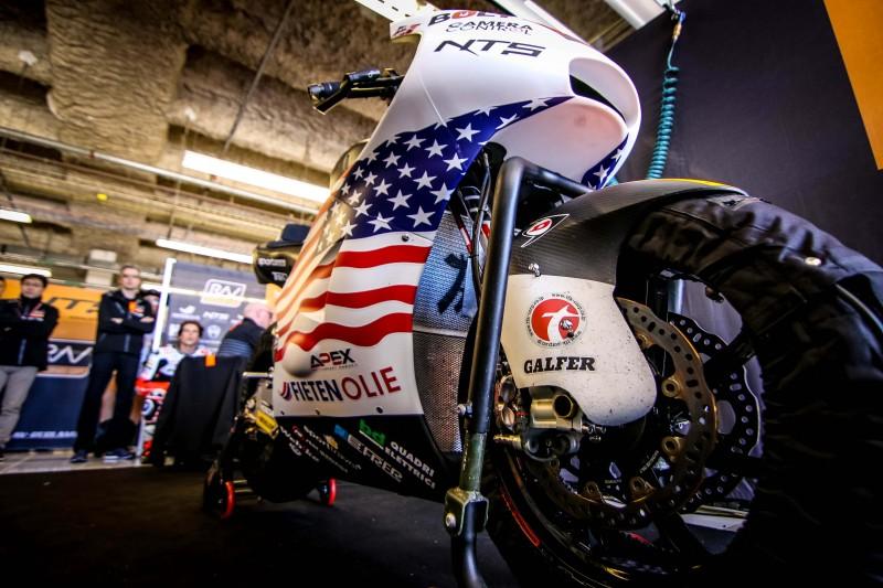 ★NTS RW RACING GP、アメリカズ GP を 21 位と 23 位で終える