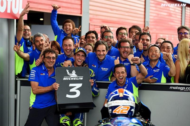 ★MotoGP2018アルゼンチンGP リンス「スズキでの優勝は間違いなく近く達成出来る」