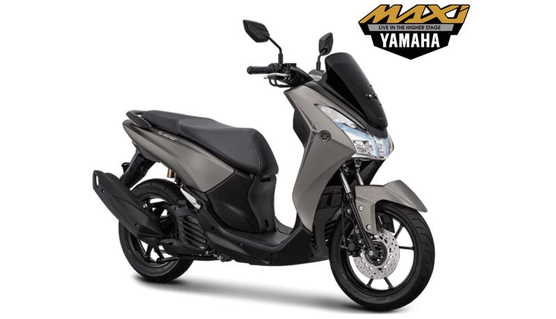 ★ヤマハ発動機 成長市場のプレミアムクラスに投入する125cc新型スクーター 「LEXi(レキシィ)」 インドネシアで発売