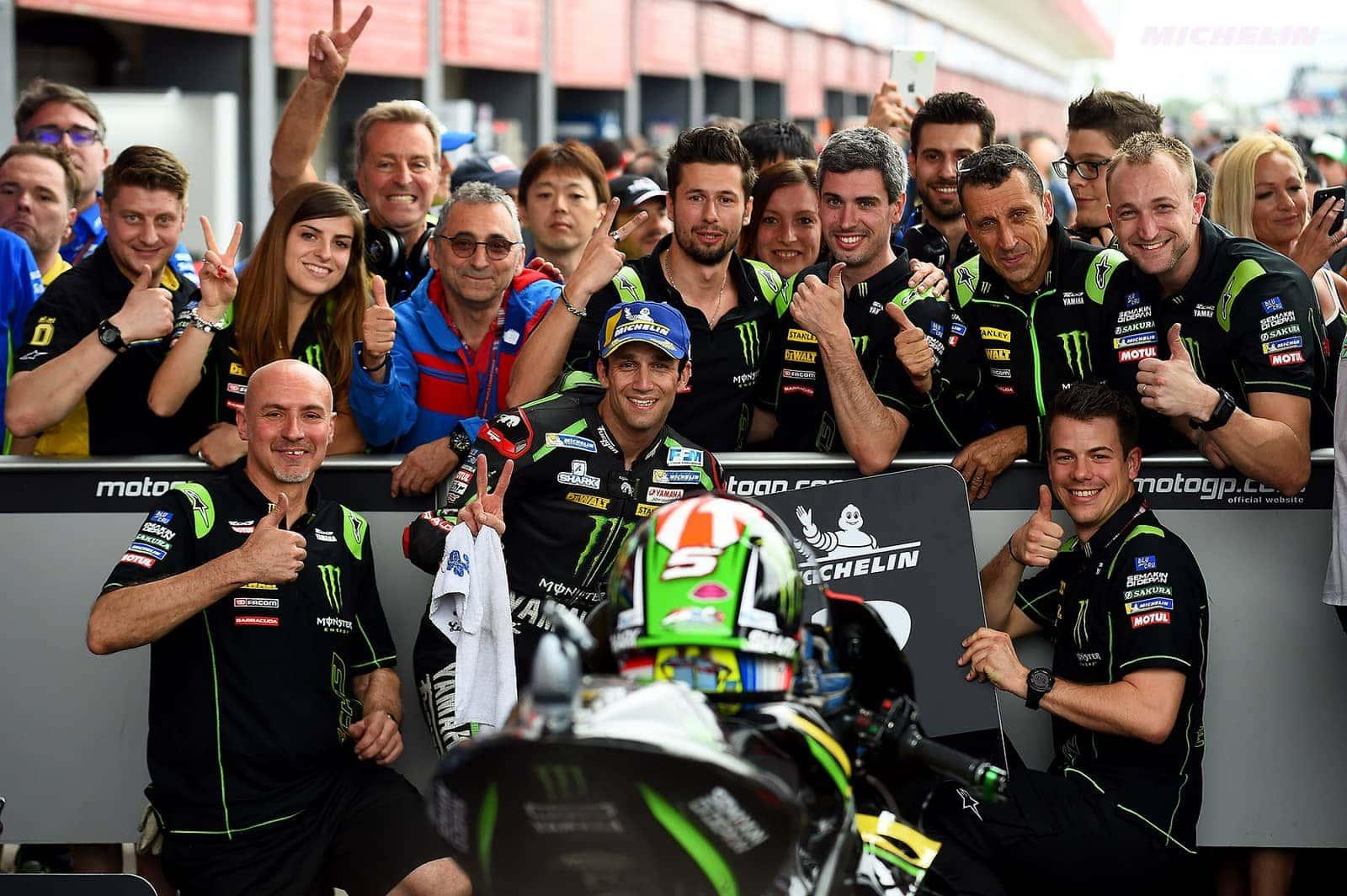 ★MotoGP2018アメリカGP ザルコ「MotoGPクラス初優勝のことは当然考えてしまう」