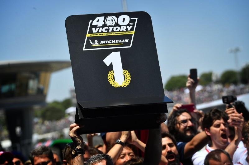 ★MotoGP2018ミシュラン グランプリレースの最高峰クラスにおける400勝目を達成