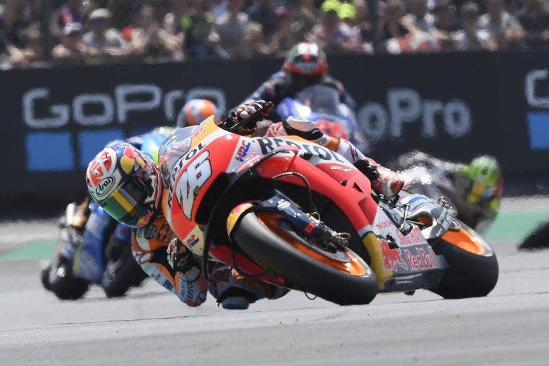 ★MotoGP2018フランスGP 5位ペドロサ「レースを良い形で終えることが出来た」