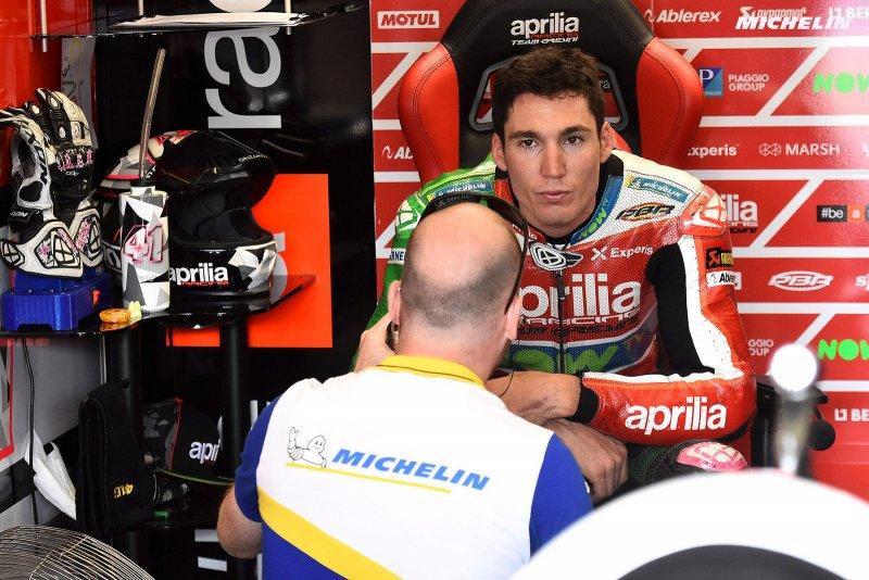 ★MotoGP2018フランスGP アレイシ・エスパルガロ「トップ6獲得のポテンシャルはある」