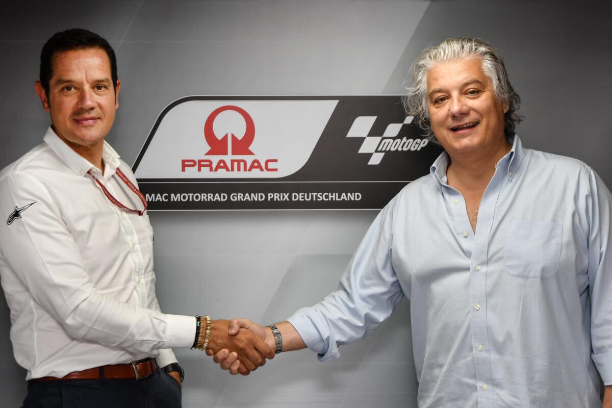 ★MotoGP2018 Pramac2018年のドイツGPのタイトルスポンサーとなることを発表