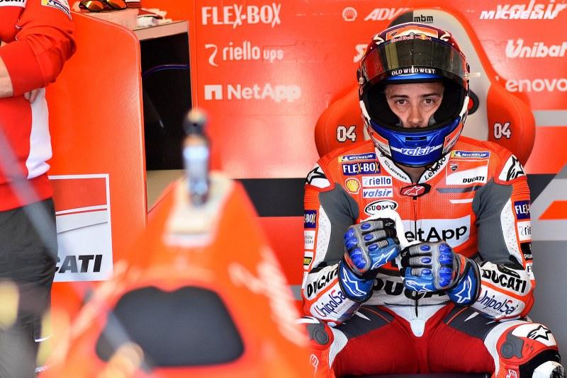 ★MotoGP2018フランスGP ドヴィツィオーゾ「フランスでも良いレースが出来る」