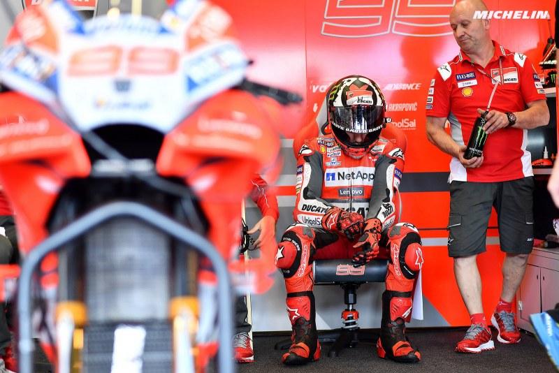 ★MotoGP2018フランスGP ロレンソ「金曜から戦闘力を発揮してトップ争いがしたい」