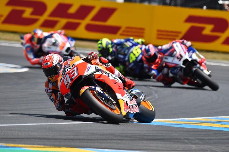 ★MotoGP2018ミシュランタイヤ フランスGP決勝レースリリース