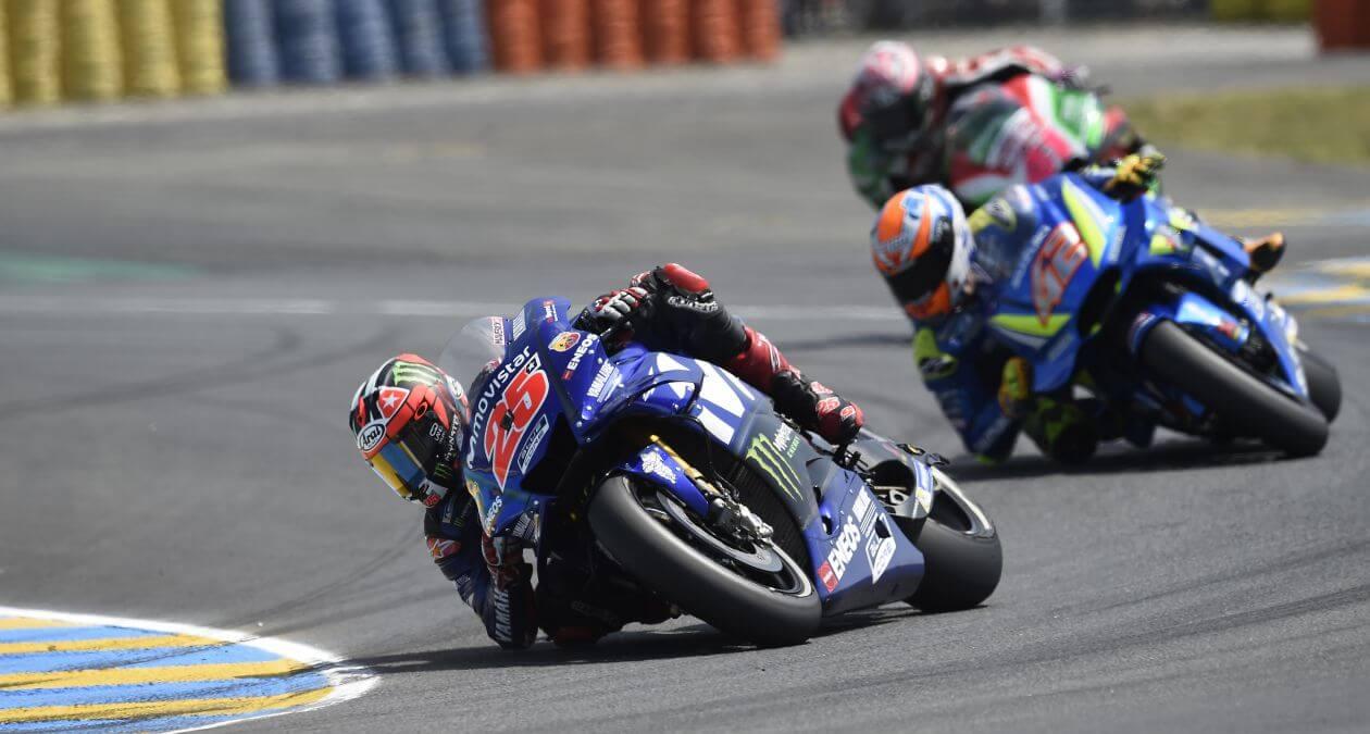 ★MotoGP2018フランスGP 7位ビニャーレス「望んでいたようなレースではない」