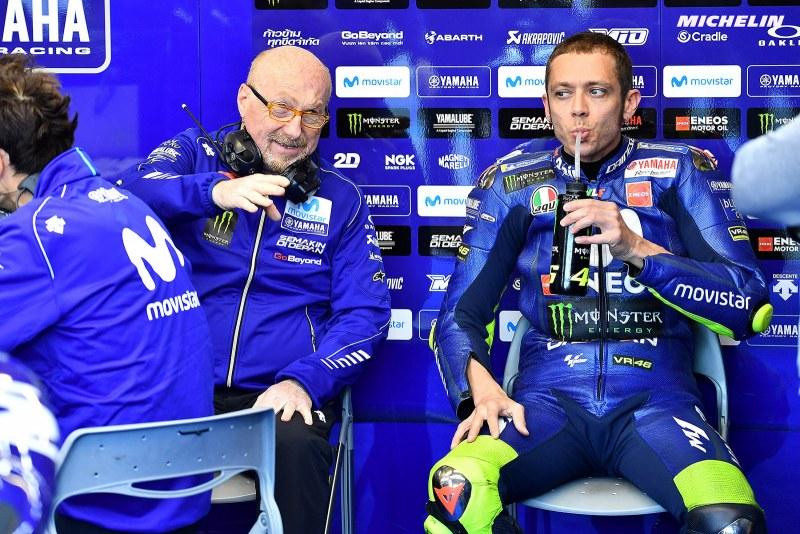 ★MotoGP2018フランスGP ロッシ「ル・マンでM1は良い形で機能している」