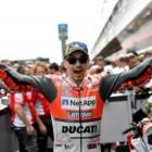 ★MotoGP2018カタルーニャGP ロレンソ「バレは偉大なライダー。彼がこのDucatiで勝てないことはない」