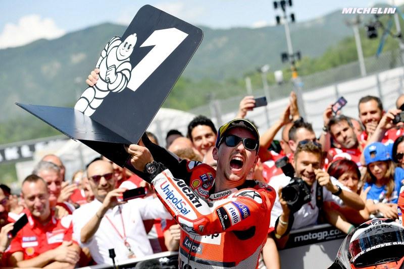 ★MotoGP2018カタルーニャGP ロレンソ「Ducatiチームのために全力を注ぐ」