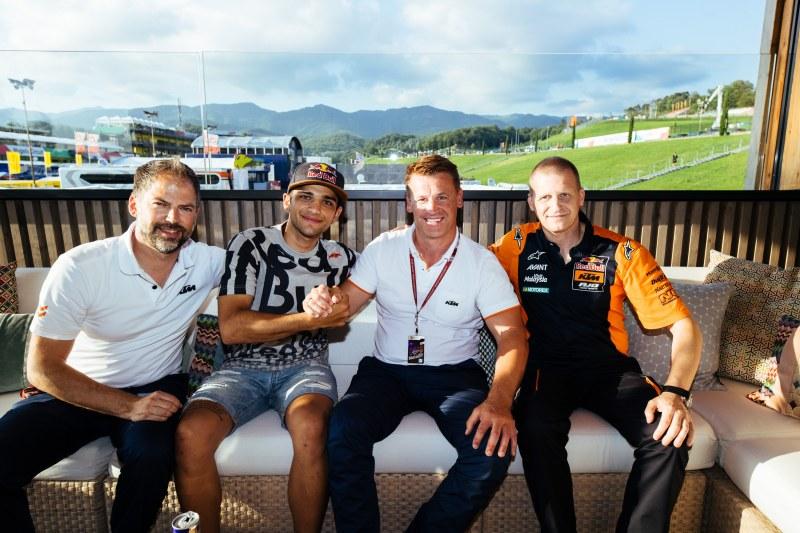 ★Moto2 KTM ホルヘ・マルティンと契約。来年はレッドブルKTM AJOからMoto2クラスへと参戦