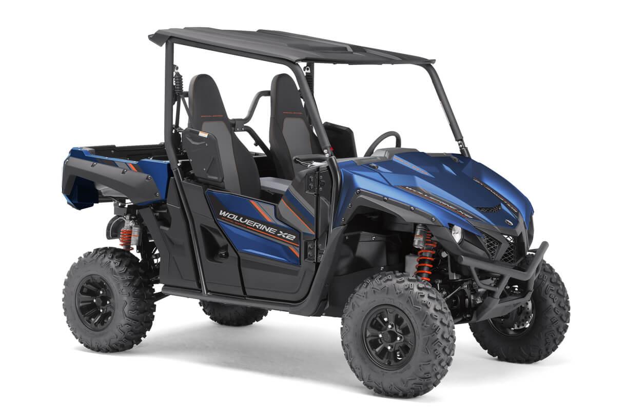 ★新型2人乗りモデル投入によりラインナップを拡充 ROV「Wolverine X2」を北米市場で発売
