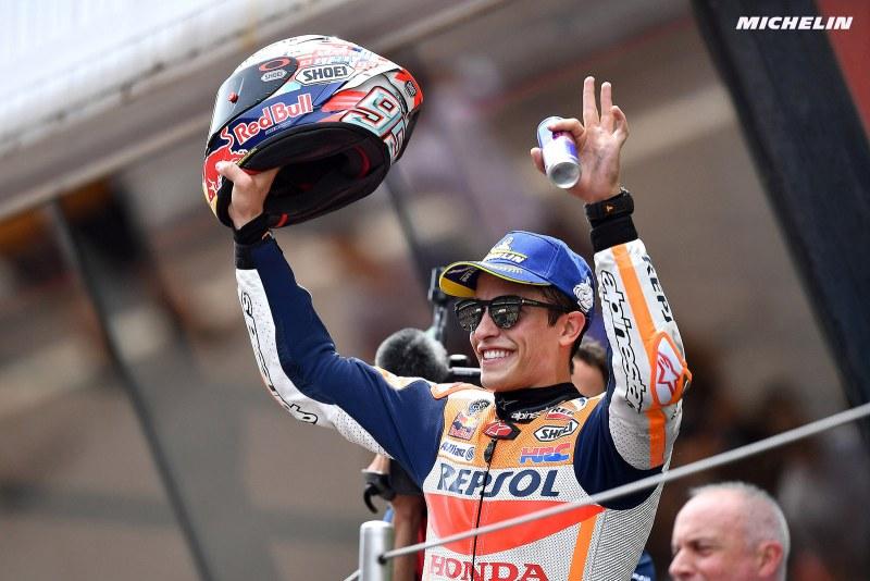 ★MotoGP2018カタルーニャGP 2位マルケス「チャンピオンシップにおけるリードを広げられた」