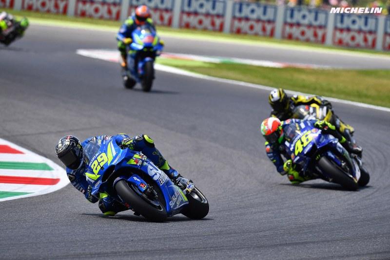 ★MotoGP2018イタリアGP 4位イアンノーネ「ストレートで失った分をコーナーで挽回していた」