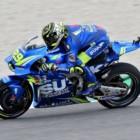 ★MotoGP2018カタルーニャテスト イアンノーネ「タイヤの摩耗が問題」