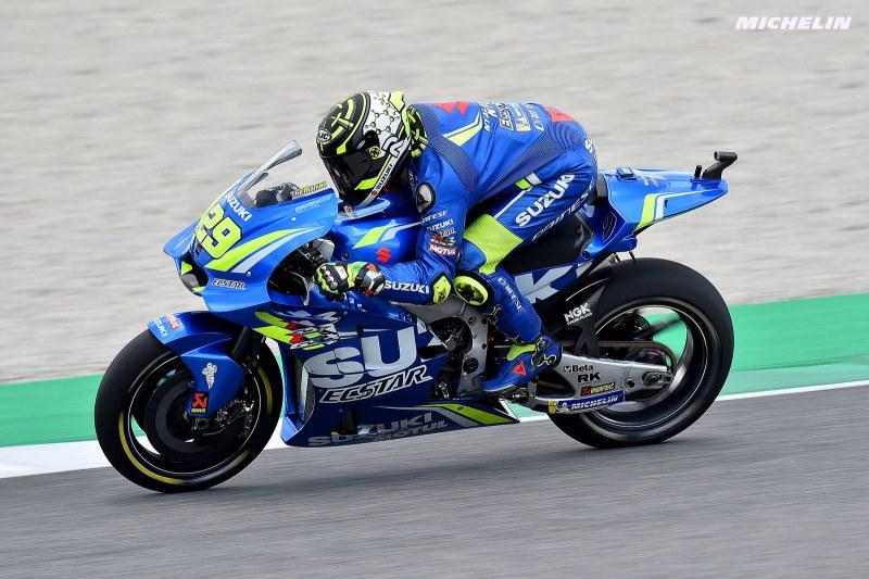 ★MotoGP2018イタリアGP 予選4位イアンノーネ「レースでは接近戦になるだろう」