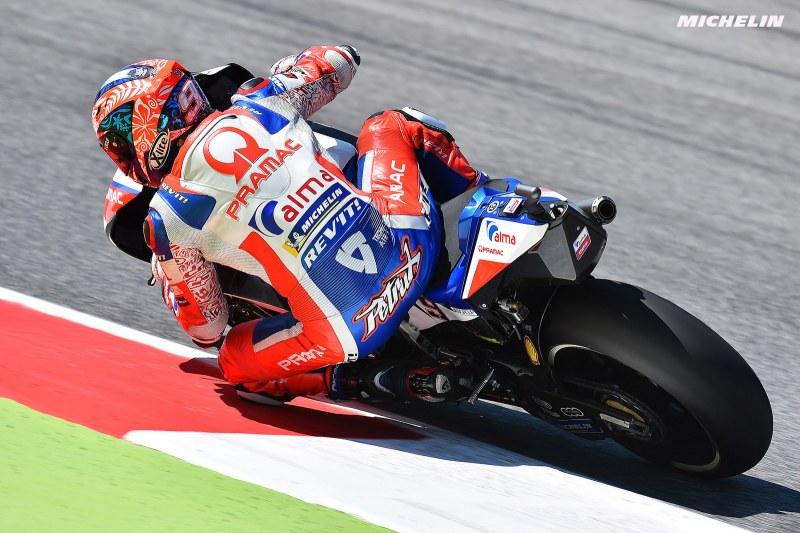 ★MotoGP2018イタリアGP 予選5位ペトルッチ「フロントローを獲得出来たかもしれない」