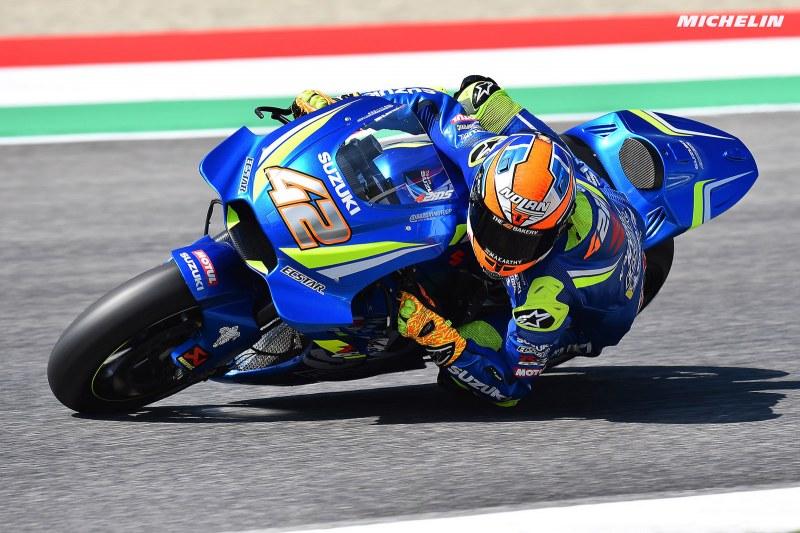 ★MotoGP2018イタリアGP 5位リンス「肩の痛みではなくレースに集中した」