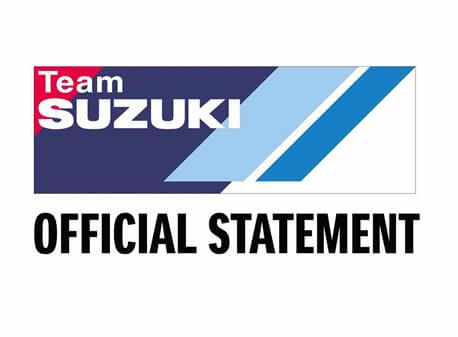 ★MotoGP2018 チームSUZUKI ECSTAR アンドレア・イアンノーネと今シーズン限りで契約終了
