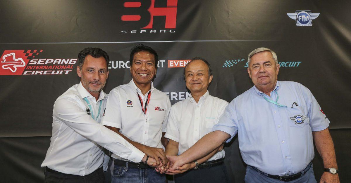 ★2019年12月にFIM世界耐久選手権にセパン8時間耐久レースが追加