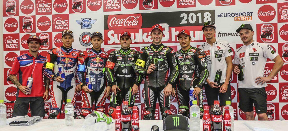 ★FIM世界耐久選手権シリーズ 鈴鹿8時間耐久 カワサキがポールポジションからスタート