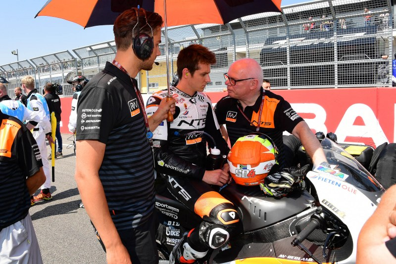 ★NTS RW RACING GPはドイツGPで堅調にシーズン