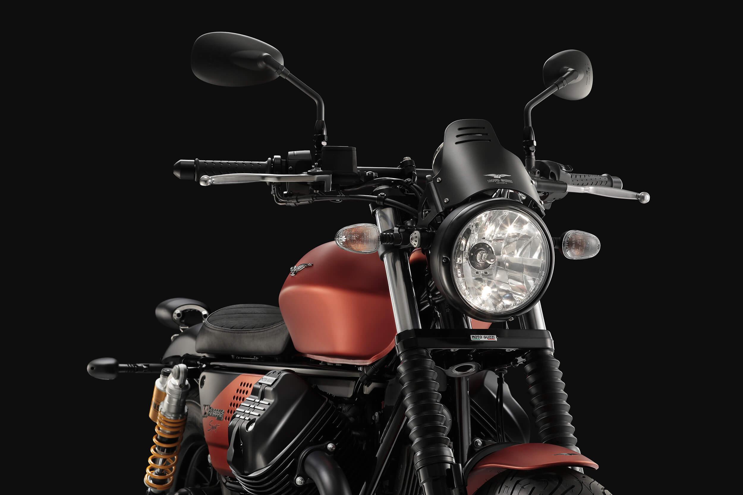 ★MOTO GUZZI インターモトにおいてV9 Bobberの特別モデルを発表