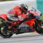 ★MotoGP2018バレンシアGP ロレンソ「Ducati最後のレースを最高の結果で終えたい」