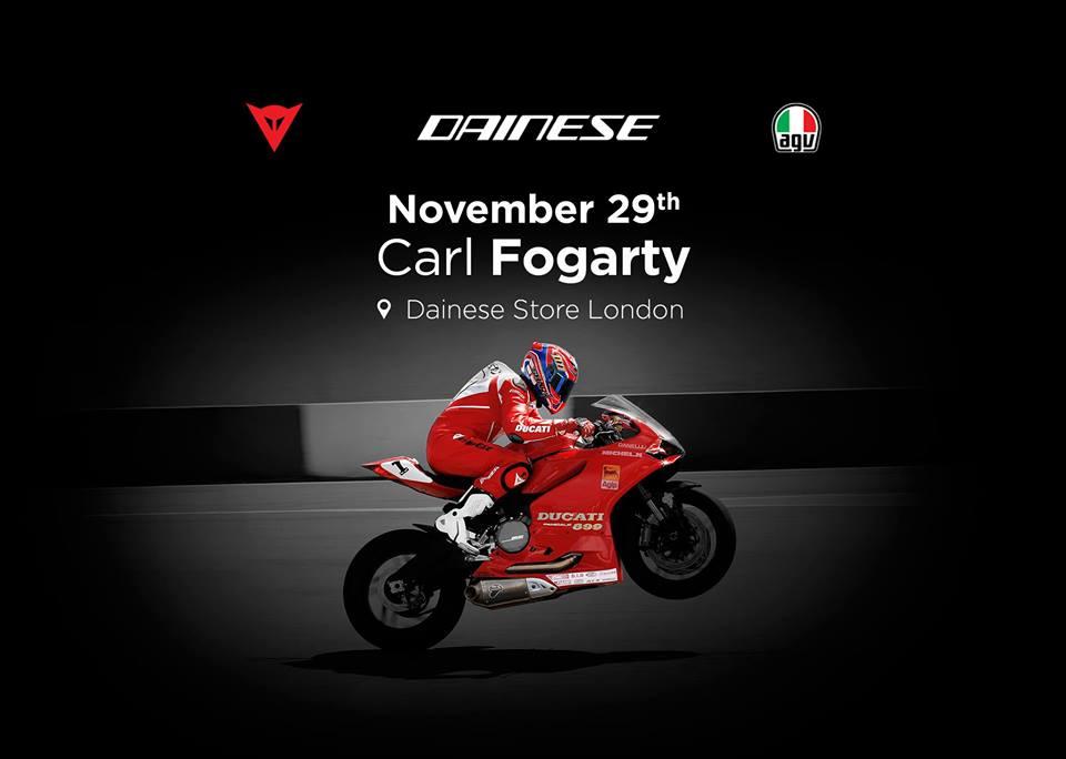 ★カール・フォガティ「レイは2018年にMotoGP移籍のチャンスがあったかもしれない」