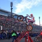 ★トニー・ボウ Honda Racing THANKS DAY 2018で肋骨を骨折していた
