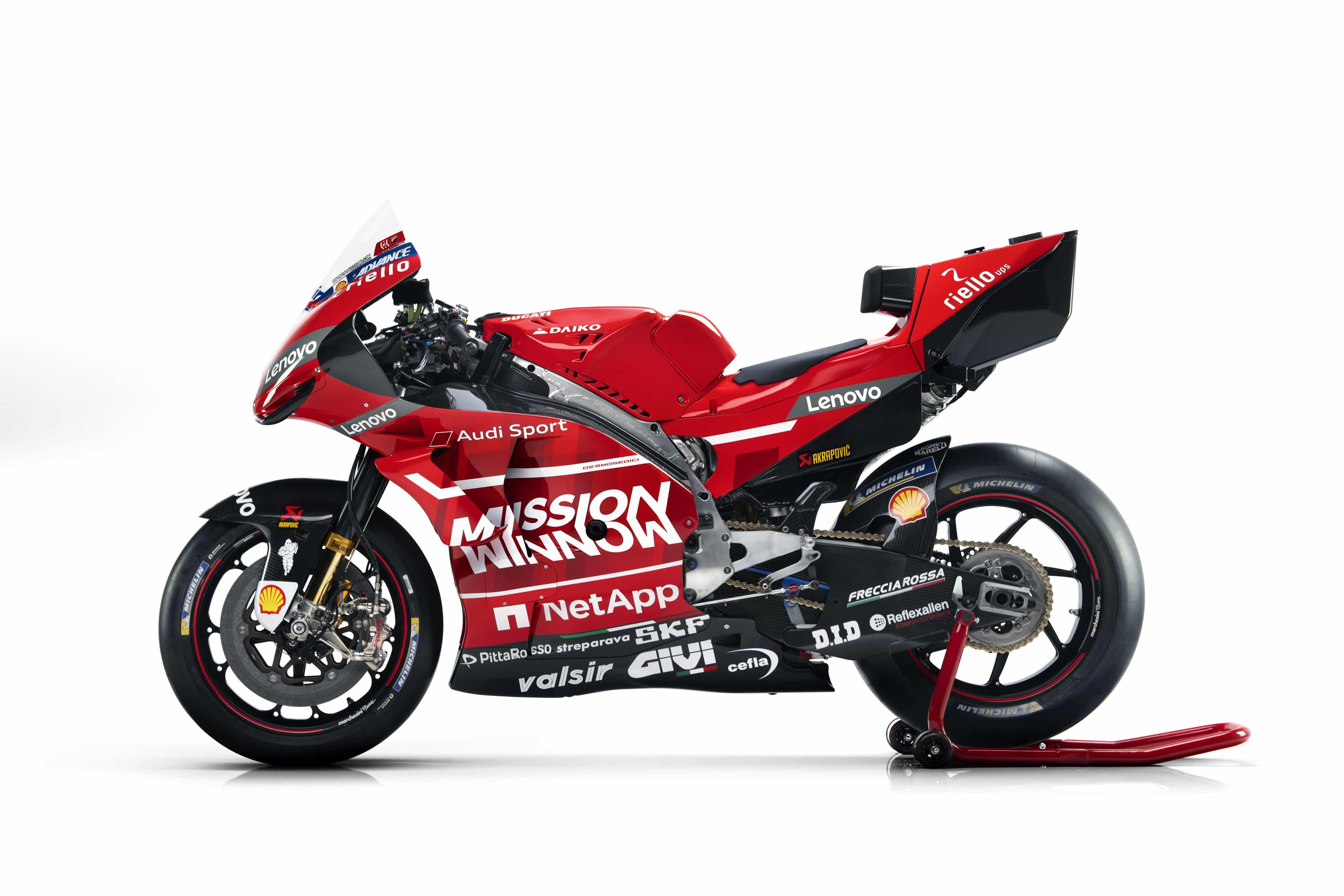 ★MotoGP2019 DucatiデスモセディチGP19はGP18と比べて何が変わったのか?