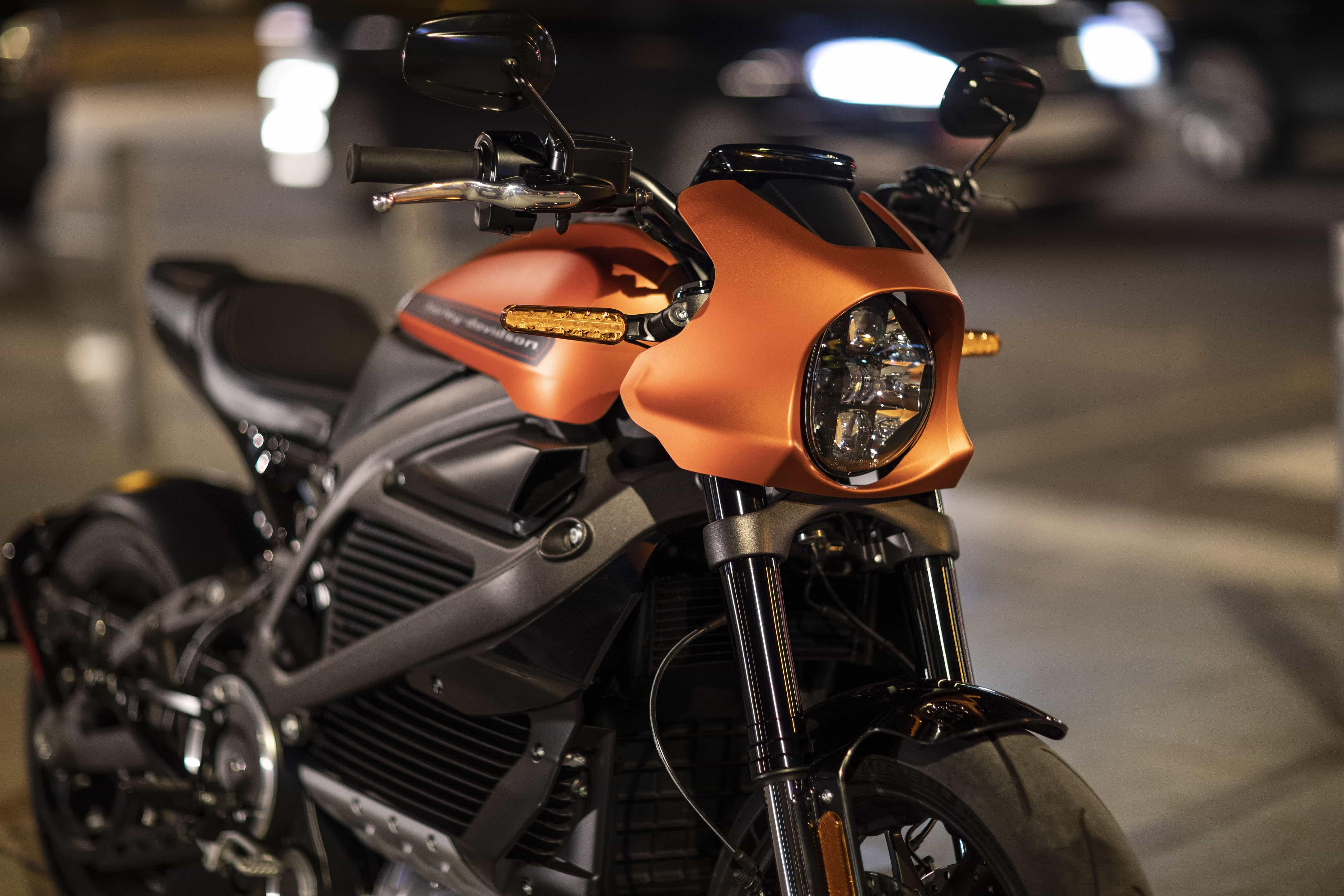 ハーレーダビッドソンが2020年に発売する電動バイク Livewire(ライブワイヤー)のスペックが明らかに