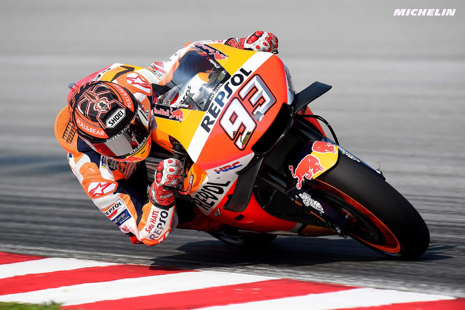 MotoGP2019ヘレステスト2日目8番手 マルケス「思うようにライディング出来ない状況」