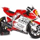 Team MV Agusta Idea Lavoro Forward Racing チーム体制を発表