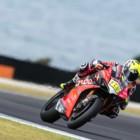Aruba.it Racing – Ducatiチーム バウティスタが2日目のフィリプアイランドテストも終始リード