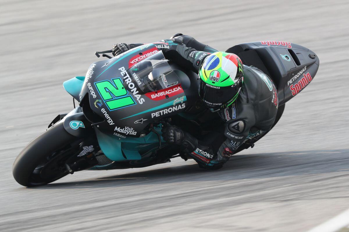 MotoGP2019セパンテスト2日目15番手 モルビデッリ「早い段階での転倒が残念」