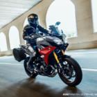 走りへの情熱を表現した新色を採用 「TRACER900/GT」のカラーリングを変更